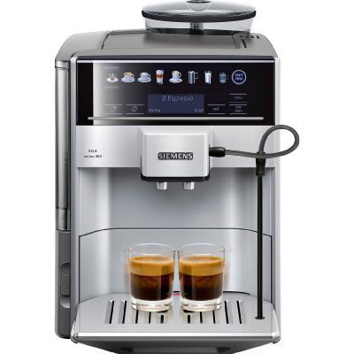 SIEMENS TE603201RW Fully-automatic espresso,automatic cappuccino, latte, latte macchiato