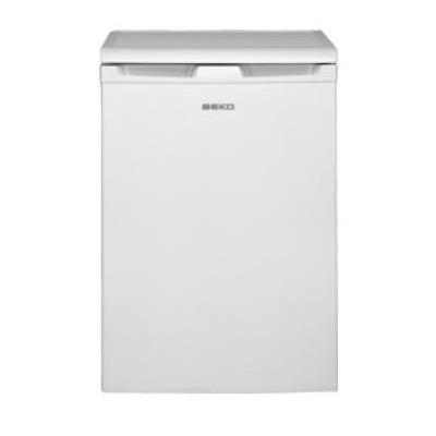 BEKO refrigerator TSE1262, A+, 84 cm, 120 L, White color