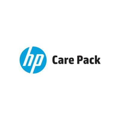 HP 4 years Return to Depot Warranty Extension for Notebooks / ProBook 600-series with 1x1x0