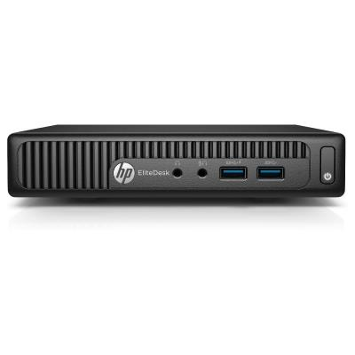 HP EliteDesk DM 705 G3 / AMD PRO A10-9700E 3.0GHz/ 8GB / 500GB HDD/ Windows 10 Pro 64 / NO mouse and keyboard/ 2nd DP port / 3yw