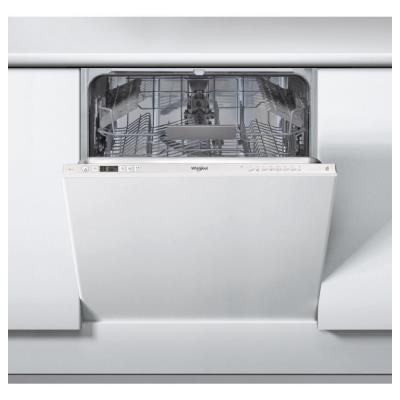 WHIRLPOOL Built-In Dishwasher WIC3C26F, Energy class E (old A++) 60 cm, Third basket, 8 programs