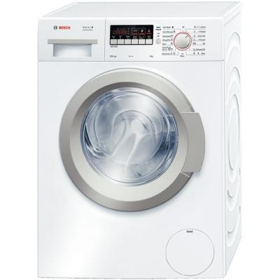 Washing machine BOSCH WLK24261BY 6 kg, 1200 aps./min, A+++ LED screen 45 cm