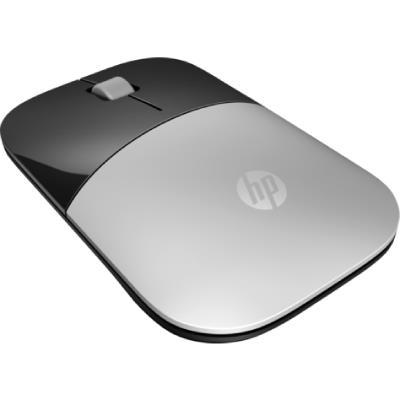 HP Z3700 Silver Wireless Mouse